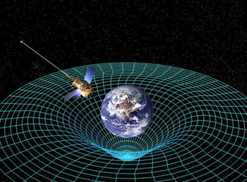 Gravity Probe B and Space-Time