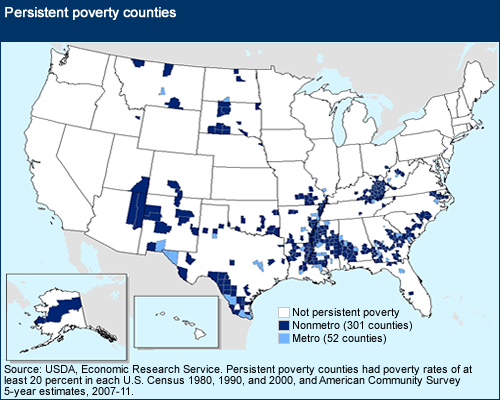 persistent poverty regions in the united states